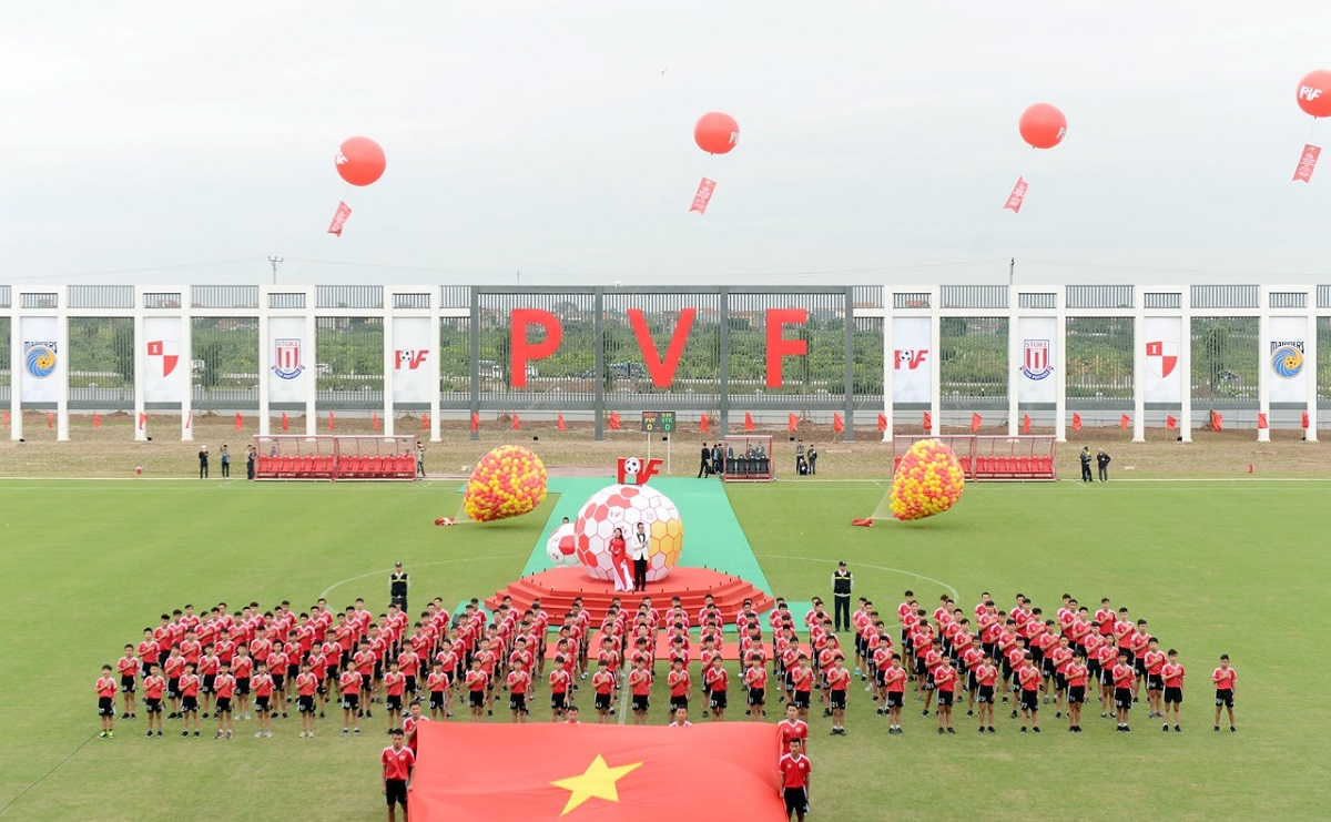 PVF - The victory with Vietnamese aspirations